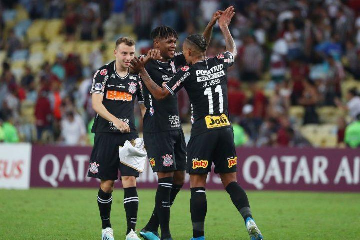 Corinthians Conquista Vaga Inédita Na Copa Sul Americana
